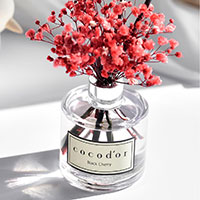 Receive a Cocodor Preserved Real Flower Reed Diffuser 6.7oz for FREE