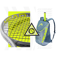 Enter To Win A Head Extreme Tennis Racquet Or A Backpack