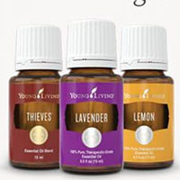Free Essential Oil Sample Pack from Young Living Essential Oils