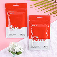 Request your FREE 2 Step Spot Care Pimple Patch