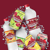 Get a FREE 8-PACK of Arrowhead® Brand Sparkling Mountain Spring Water