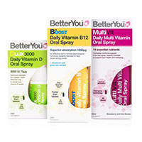 Request your FREE BetterYou Complete Wellness Pack