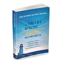 "Get a FREE book ""The Smart Route to a Dream Retirement"""