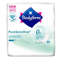 Request your FREE Free Towel & Liner Samples provided by Bodyform