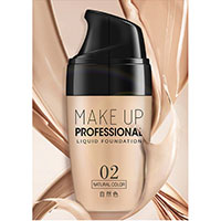 Claim your FREE Makeup Professional Liquid Foundation Sample