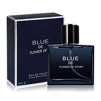 Claim your FREE Perfume BLUE De Flower Of Story