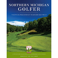Receive a FREE Print Copy of Northern Michigan Golfer Magazine