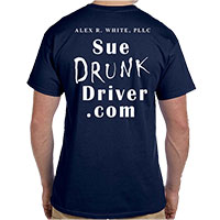 Claim a FREE T-Shirt For pledging to not drink while drive
