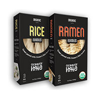 Get a FREE box of Ocean's Halo organic noodles
