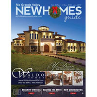 Receive a FREE copy of the Rio Grande Valley New Homes magazine