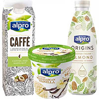 Claim FREE sample provided by Alpro (Professionals only / UK)