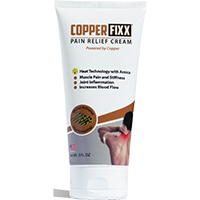 Free Sample of CopperFixx Pain Relief Cream