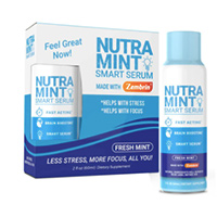 Get A Free 1 Day Trial Of Nutramint Smart Serum