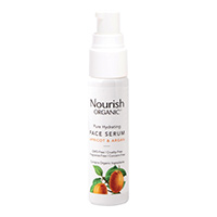 Get A Free Bottle Of Pure Hydrating Face Serum From Nourish Organic