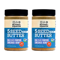 Get A Free Jar Of Beyond The Equator Chocolate 5 Seed Butter