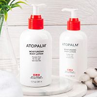 Get A Free Sample Of Atopalm Moisturizing Body Lotion