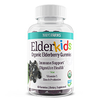 Get A Free Sample Of Norm's Farms Elderkids Organic Elderberry Gummies