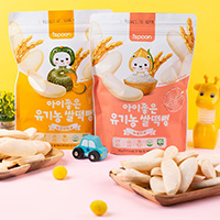Get A Free Sample Of Organic Rice Snack Two-Flavored Rice Cake Pops By Ispoon