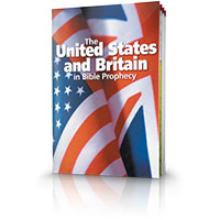 Get A 'The United States And Britain In Bible Prophecy' Book For Free