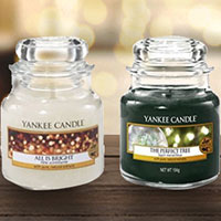 Get FREE Small Jar From Yankee Candle (UK)