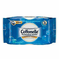 Get Free Cottonelle Wipes & Bath Tissue For Free