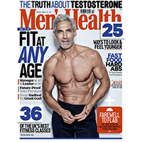 Get Men's Health Magazine For Free