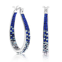 Get Swarovski Earrings (Worth £69.99) – 96% Off