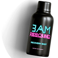 Refer Friends To Get Your FREE 3AM Rebound Recovery Shot Sample Pack