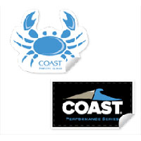 Get Your FREE COAST Apparel Sticker In The Mail