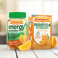 Get Your FREE Emergen-C Sample Pack