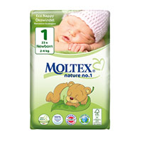 Get Your FREE ID Direct Moltex Nature Nappies