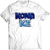 Get Your FREE Kona Ice T-Shirt Giveaway