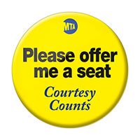 Get Your FREE MTA mothers-to-be Seat Buttons