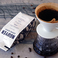 Get Your FREE Nguyen Coffee Sample