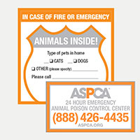 Get Your FREE ASPCA Pet Safety Pack