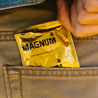 Get Your Free Condoms by DYP