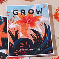 Get Your Free Copy of GROW Magazine