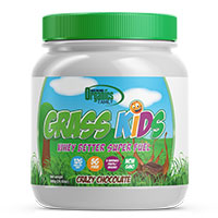Get Your Free Grass Kids Family Organic Protein Chocolate Shake Sample