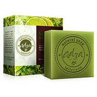 Get Your Free Green Tea Lime Soap Sample