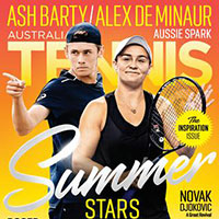 Get Your Free Sample of Tennis Magazine