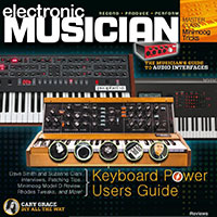 Get Your Sample of Electronic Musician Magazine For FREE