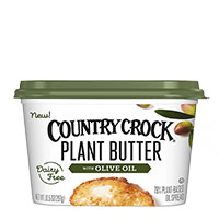 Get a FREE Country Crock® Plant Butter