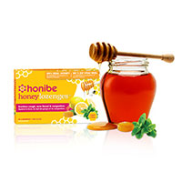 Get a FREE Sample of Honibe Honey Lozenges
