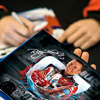 Get a Free Hero Card Signed by Ray Black Jr.