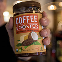 Get a chance to receive your FREE Coffee Booster Sample