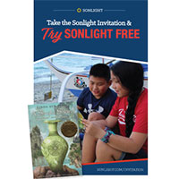 Get a free book provided by Sonlight
