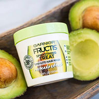 Get a free treats mask sample from Garnier