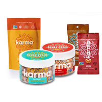 Get a voucher for a FREE jar or pouch of Karma Nuts