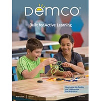 Get the FREE Demco Catalogs in the mail