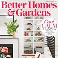 Get your Complimentary Better Homes & Gardens Subscription